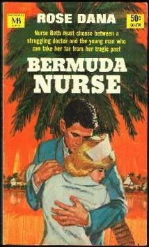 book cover of Bermuda Nurse