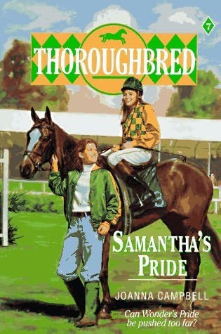 book cover of Samantha\'s Pride
