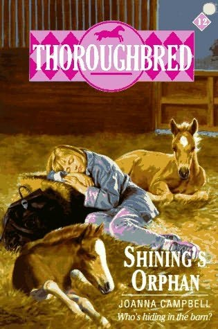 book cover of Shining\'s Orphan