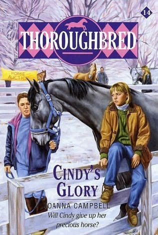 book cover of Cindy\'s Glory