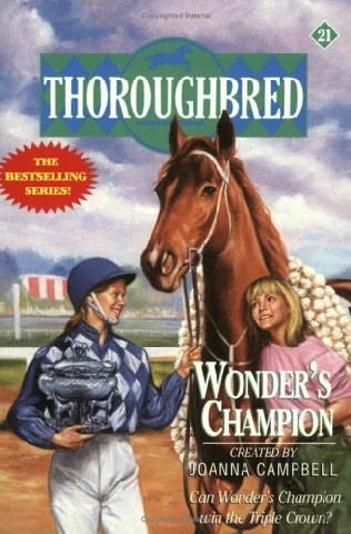 book cover of Wonder\'s Champion