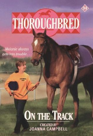 book cover of On the Track