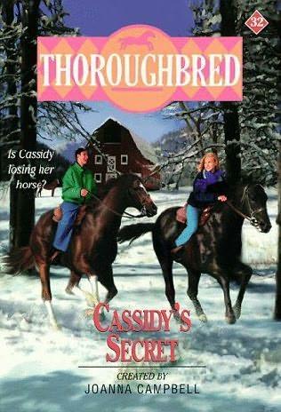 book cover of Cassidy\'s Secret