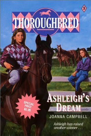 book cover of Ashleigh\'s Dream