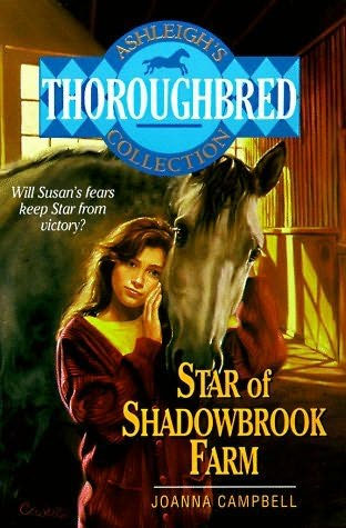 book cover of Star of Shadowbrook Farm