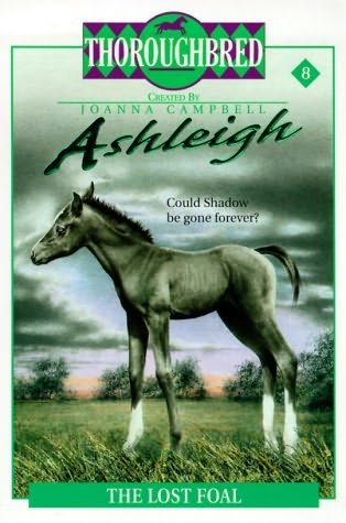 book cover of The Lost Foal
