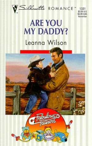 book cover of Are You My Daddy?