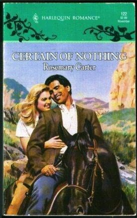 book cover of Certain of Nothing