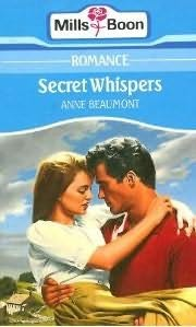 book cover of Secret Whispers