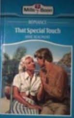 book cover of That Special Touch