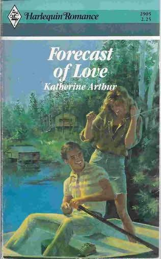 book cover of Forecast of Love