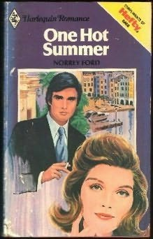 book cover of One Hot Summer