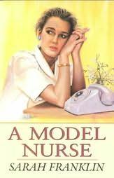book cover of A Model Nurse