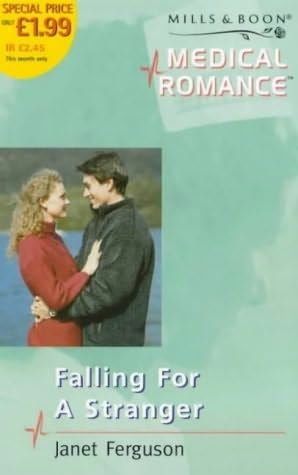 book cover of Falling for a Stranger