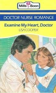 book cover of Examine My Heart, Doctor