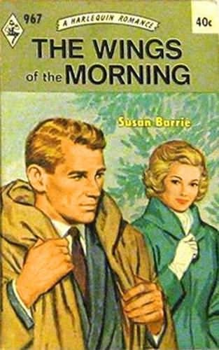 book cover of The Wings of the Morning