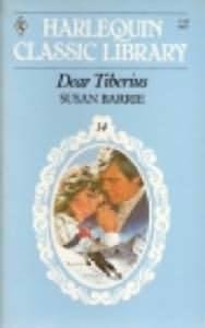book cover of Dear Tiberius