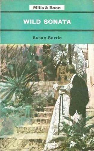 book cover of Wild Sonata