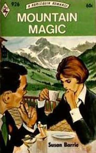 book cover of Mountain Magic