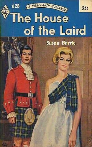 book cover of The House of the Laird