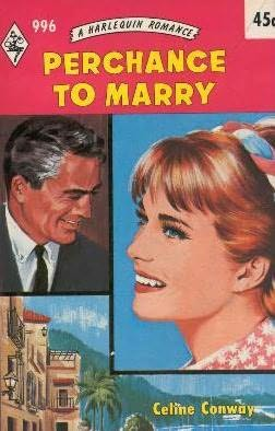 book cover of Perchance to Marry