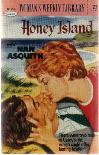 book cover of Honey Island