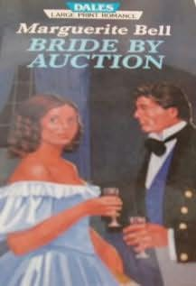 book cover of Bride by Auction