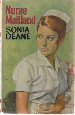 book cover of Nurse Maitland