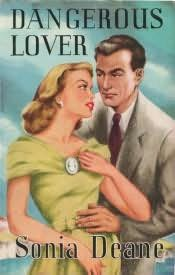 book cover of Dangerous Lover