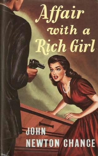 book cover of Affair with a Rich Girl
