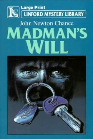 book cover of Madman\'s Will