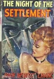 book cover of The Night of the Settlement
