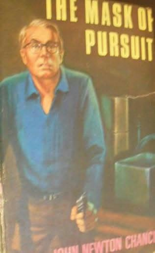 book cover of The Mask of Pursuit