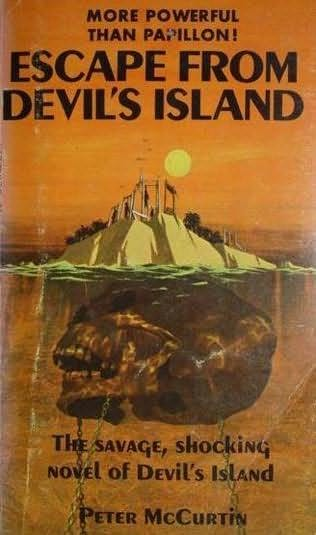 book cover of Escape From Devil\'s Island