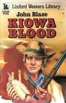 book cover of Kiowa Blood
