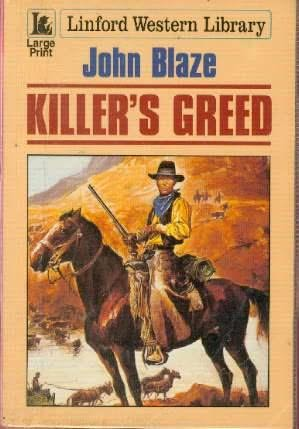 book cover of Killer\'s Greed