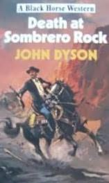 book cover of Death At Sombrero Rock
