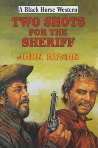 book cover of Two Shots for the Sheriff