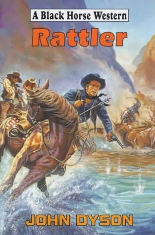 book cover of Rattler