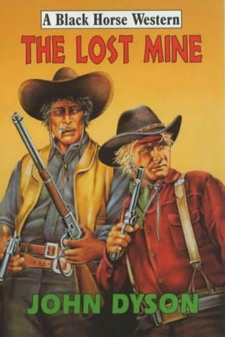 book cover of The Lost Mine