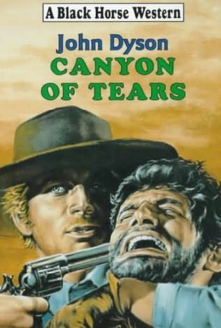 book cover of Canyon of Tears