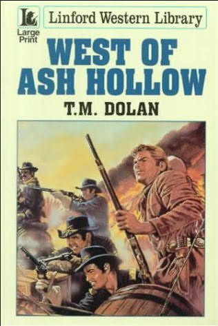 book cover of West of Ash Hollow