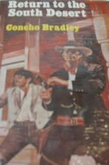 book cover of Return to the South Desert