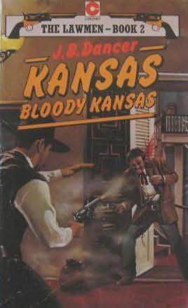 book cover of Kansas Bloody Kansas