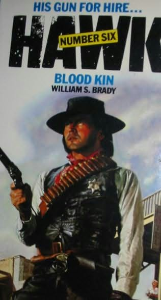 book cover of Blood Kin