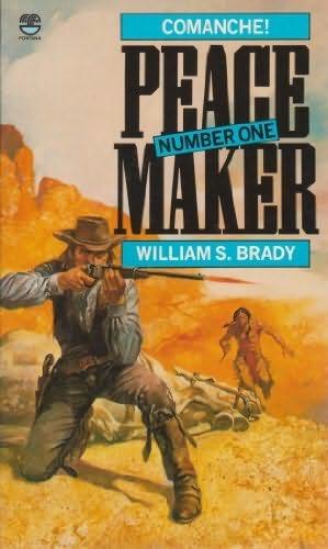 book cover of Comanche!