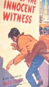 book cover of Case of the Innocent Witness