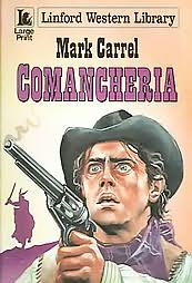 book cover of Comancheria