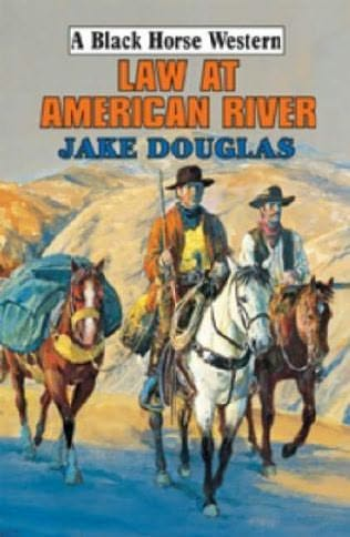 book cover of Law At American River