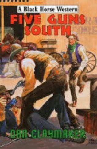 book cover of Five Guns South